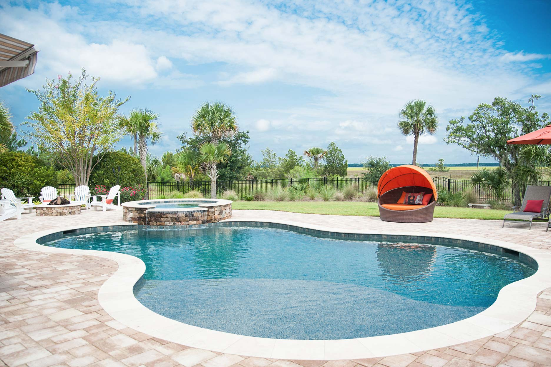 our pool gallery accredited pool builders charleston sc pool inspiration. Black Bedroom Furniture Sets. Home Design Ideas